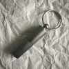 Punch Cigar Cutter - Machined Aluminium Keyring