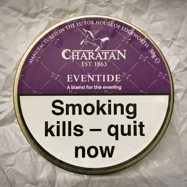 Charatan Eventide Pipe Tobacco - 50g Tin