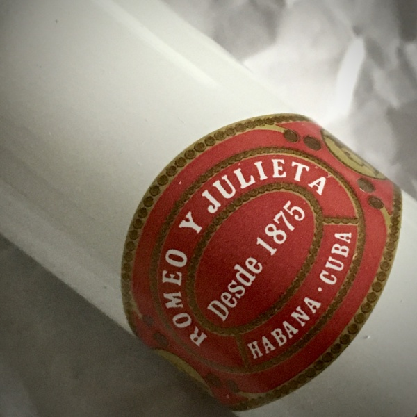 Romeo y Julieta 4 Cigar Sampler