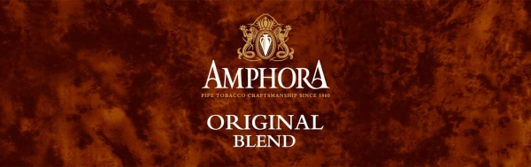 Amphora Original Blend Pipe Tobacco - 40g