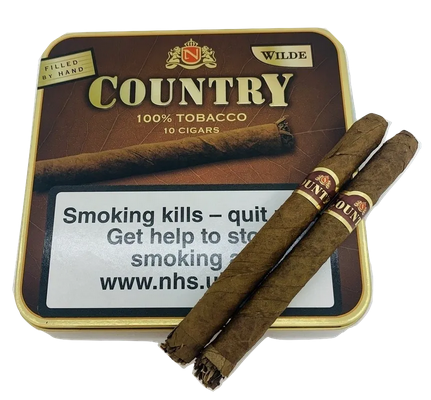 Neos Country Wilde Cigars - Tin of 10