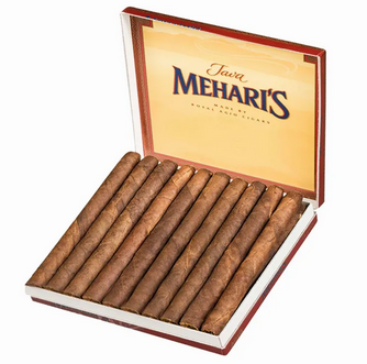 Mehari's Java - Box of 10 Cigars