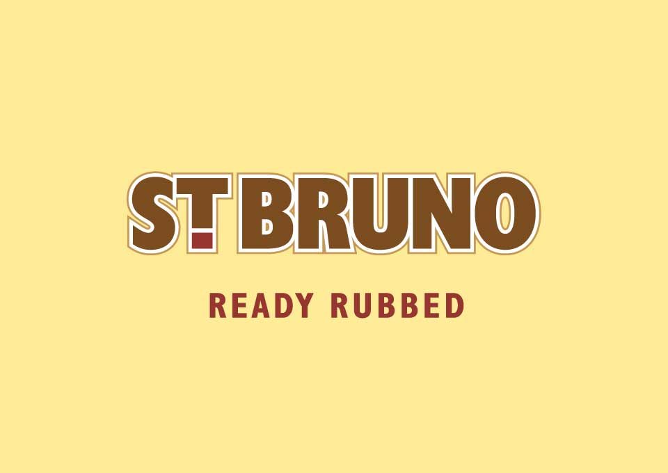 St. Bruno Ready Rubbed Pipe Tobacco - 50g